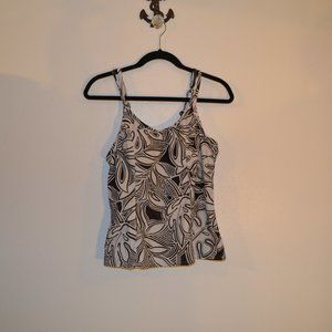 st johns bay swim top size 14